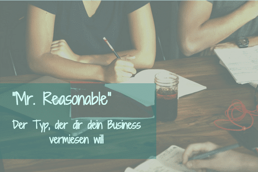 Business vermiesen