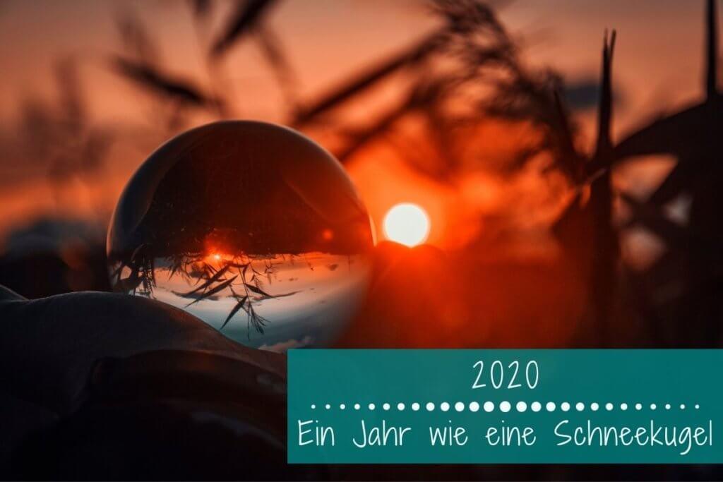2020 - ein Jahr